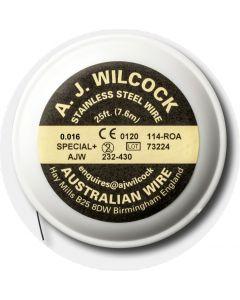FILO AUSTRALIANO PLUS A.J. WILCOCK  0,14 - 0,16 - 0,18.    7,5 MT