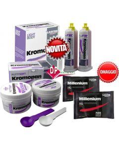 KROMOPAN SIL  kit  PUTTY+WASH+MILLENIUM