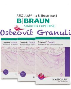 OSTEOVIT®  GRANULI  B BRAUN Materiale  per Rigenerazione Ossea 0,5gr.