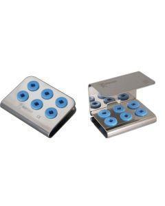 Porta inserti Ablatore Piezosurgery  acciaio Woodpecker