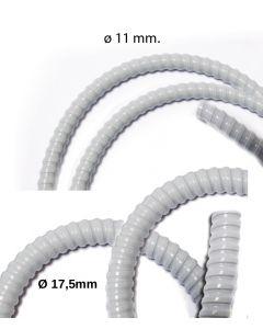 Tubo cannule aspirazione 1.8mt corrugato (spirale)
