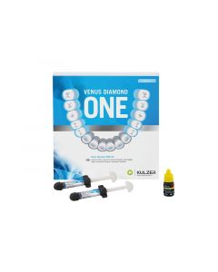 Venus Diamond One Kit. 2x4gr.+ Ibond Universale 4ml.